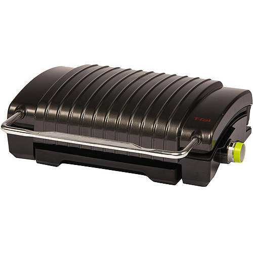 T-Fal Balanced Living Curved Grill, Black