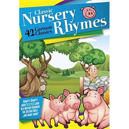 Clic Nursery Rhymes Dvd