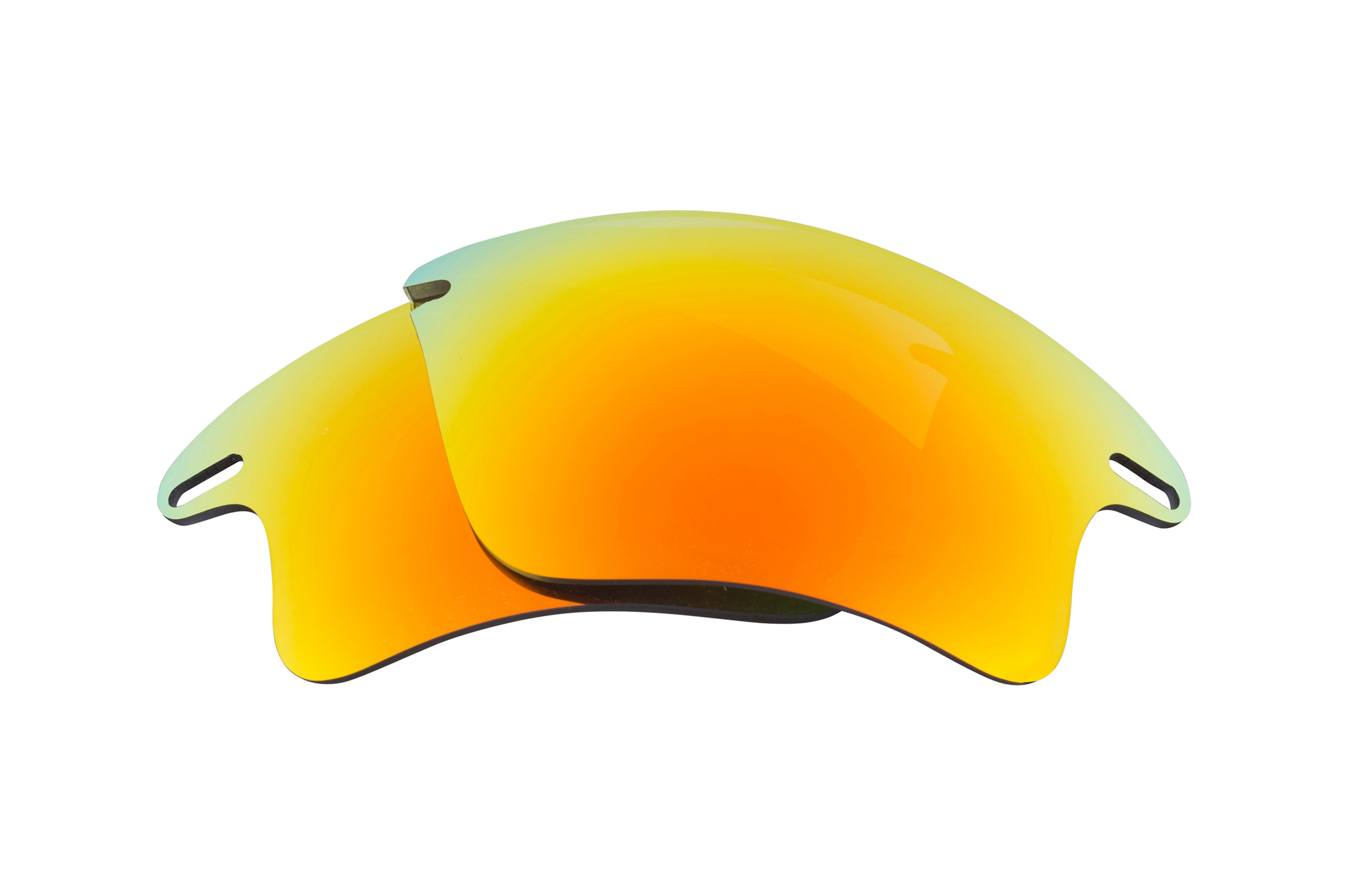 a5a682bf35d Fast Jacket XL Asian Fit Replacement Lenses Polarized Yellow by SEEK fits  OAKLEY