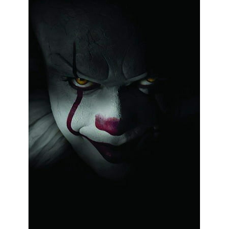 It The Movie Pennywise Window Cling Halloween Decoration](Halloween Decoration Cutouts In Minnesota)