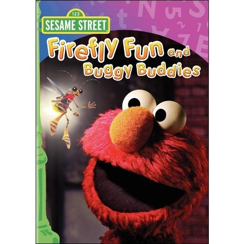 Sesame Street: Firefly Fun And Buggy Buddies (Full Frame)
