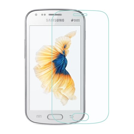 For Samsung Galaxy S Duos s7562 Clear Tempered Glass Protector Screen