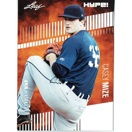 Casey Mize 2018 Leaf HYPE! Baseball Rookie 25 Card Lot Detroit Tigers #11 ()