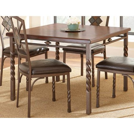 Steve silver furniture annabella dining table for Furniture stores in cathedral city