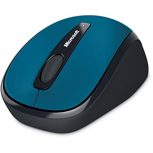 Microsoft Wireless Mobile Mouse 3500, Blue