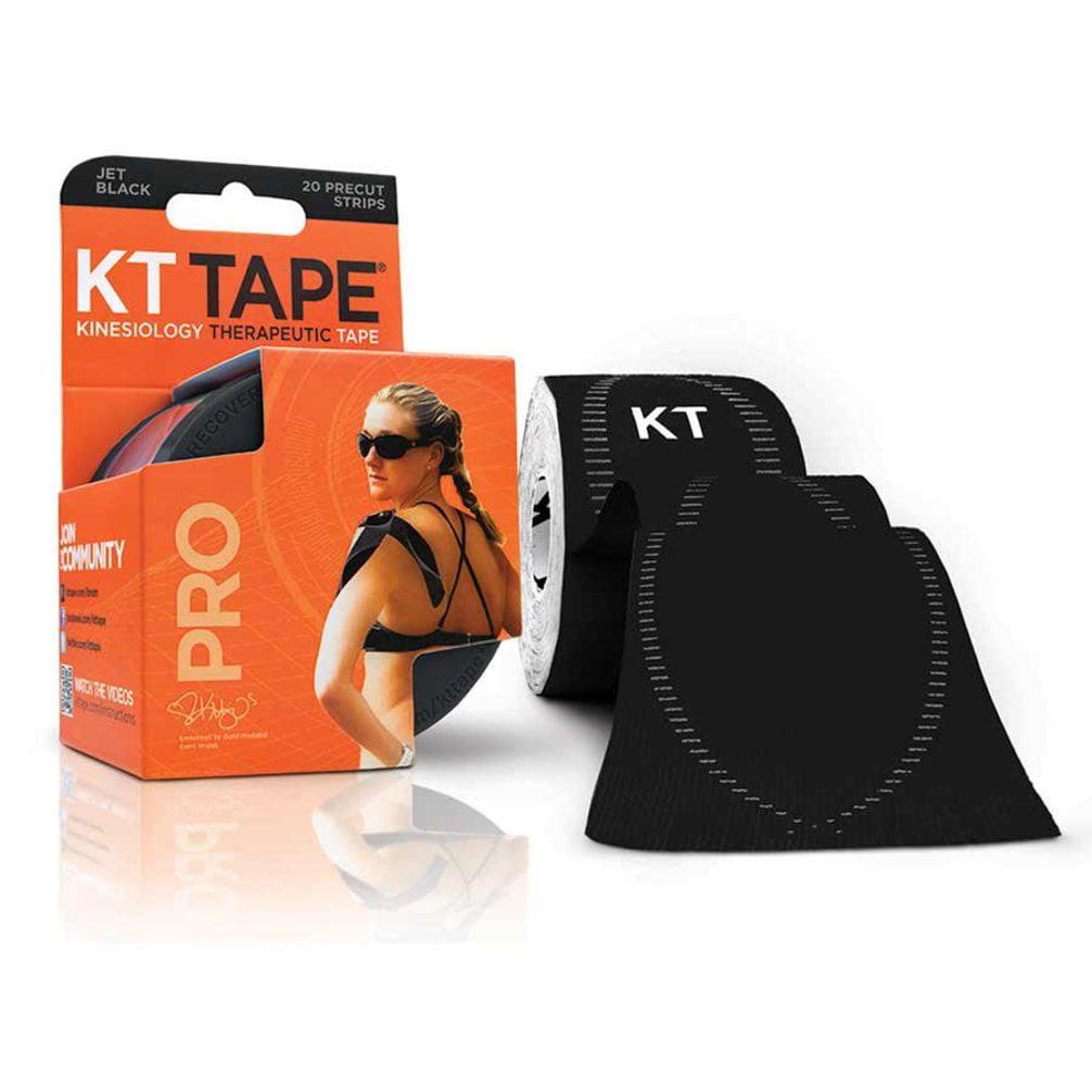 KT Tape Pro Precut Strips, Winner Green - 20 CT