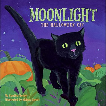 Moonlight : The Halloween Cat (Felix The Cat Happy Halloween)