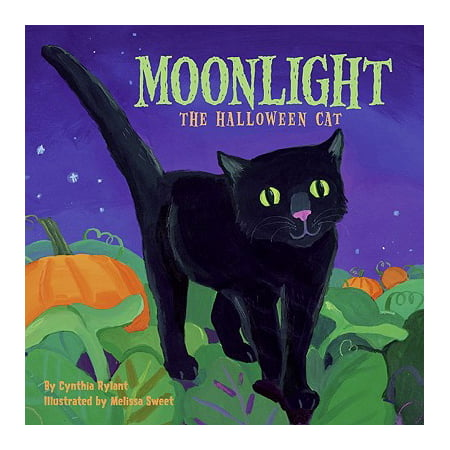 Moonlight : The Halloween Cat](The Spookiest Halloween Ever)