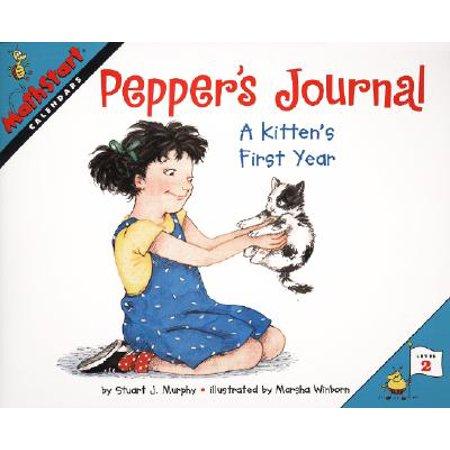 Pepper's Journal : A Kitten's First Year