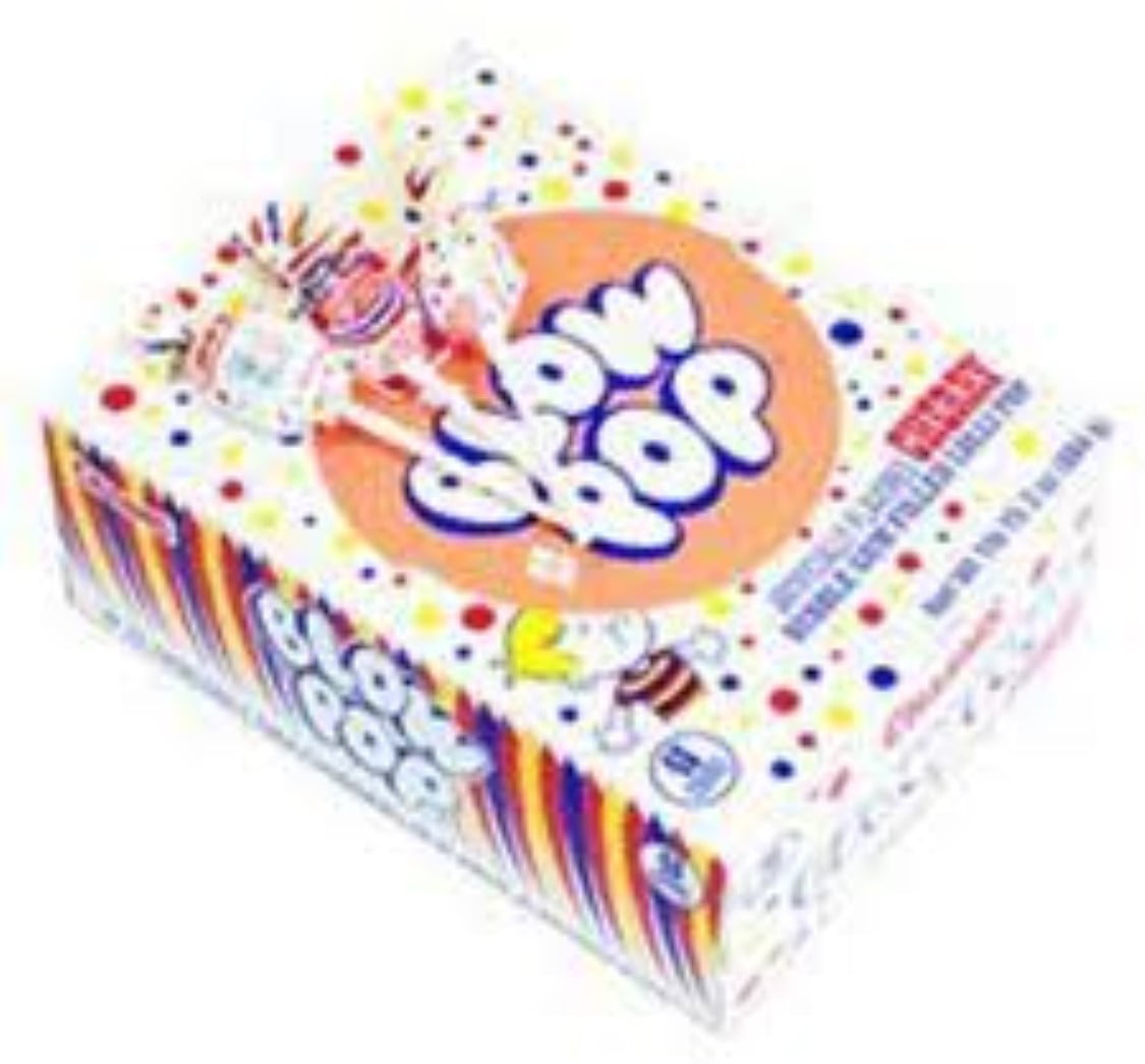 Charms Blow Pops Cherry Lollipops 48 ct (Pack of 4) by