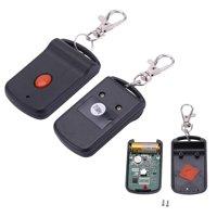 LHCER Portable  Button Garage Door Wireless Remote Control Transmitter 315MHZ Gate Opener,Garage Door Remote, Garage Door Remote Control