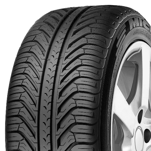 Michelin Pilot Sport All-Season Plus Ultra-High Performance Tire 285/35ZR19 (99Y)