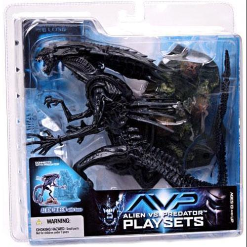 Alien Queen Action Figure Set Playsets Alien vs Predator