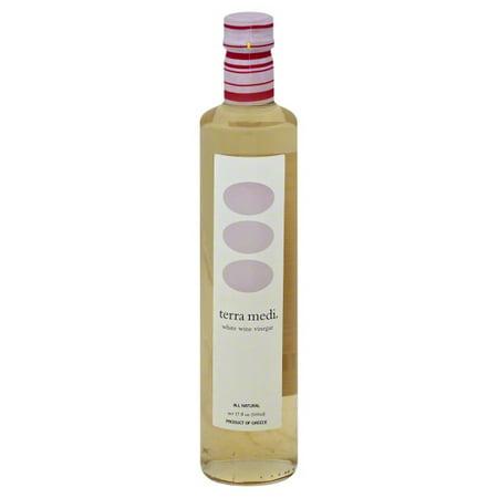 Greek Farms Terra Medi  Vinegar, 17 oz