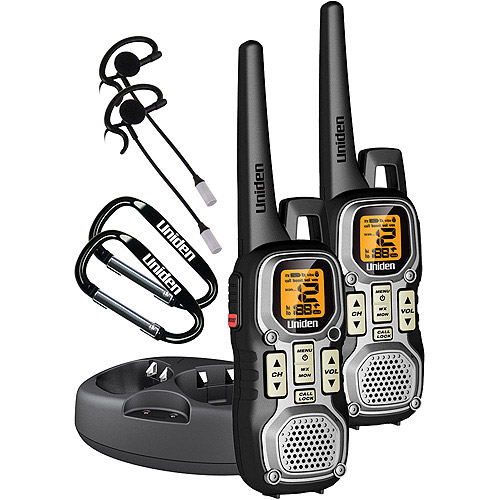 Uniden GMR4040-2CKHS 2-Way Weather-Resistant GMRS/FRS Radios with 40-Mile Range