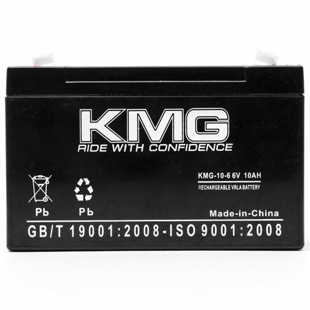 KMG 6V 10Ah Replacement Battery for TECHNACELL EP6100 EP610026 EP610036 - image 2 of 3