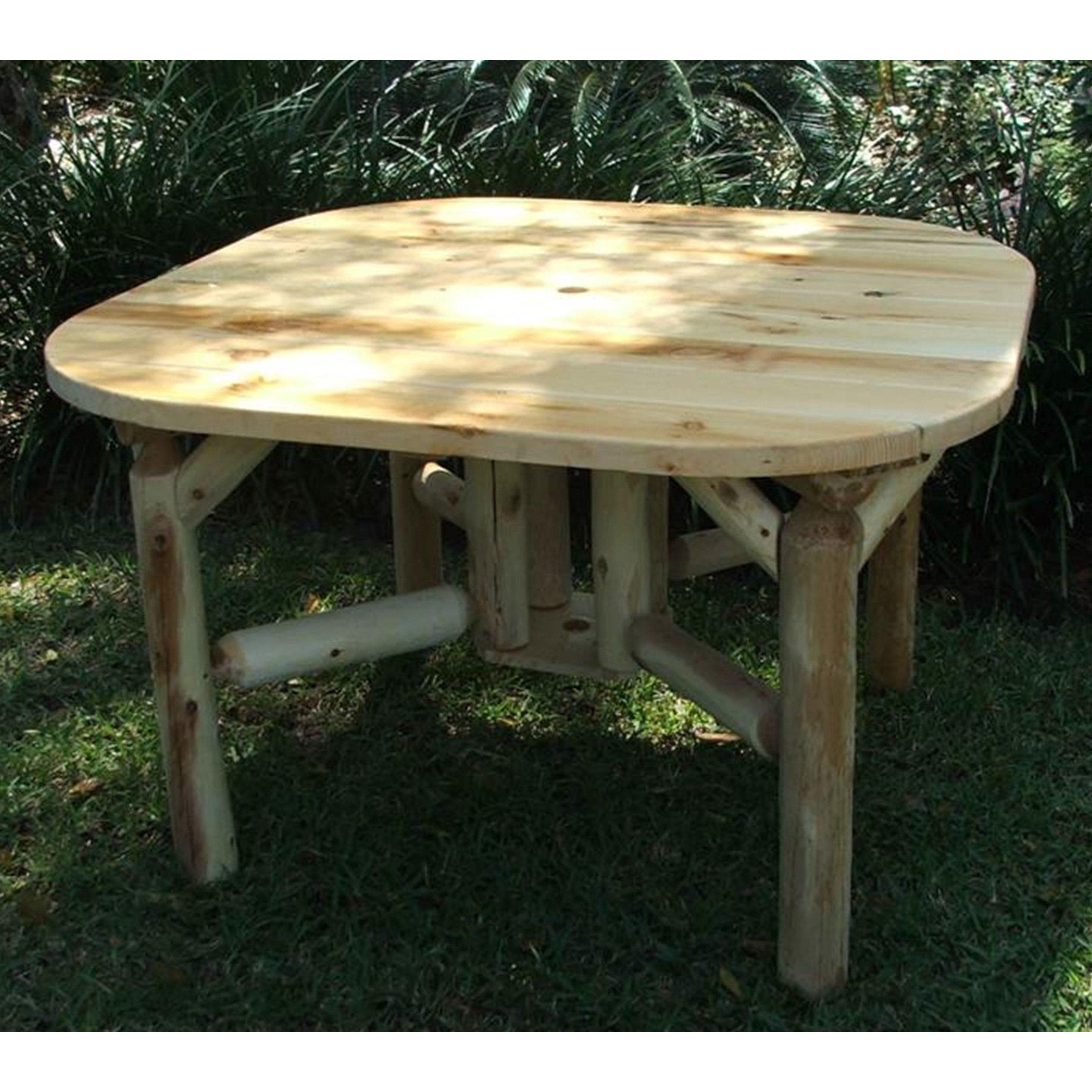 Lakeland Mills 47 in. Roundabout Table by Lakeland Mills