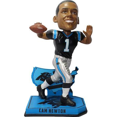 Forever Collectibles NFL Carolina Panthers Cam New