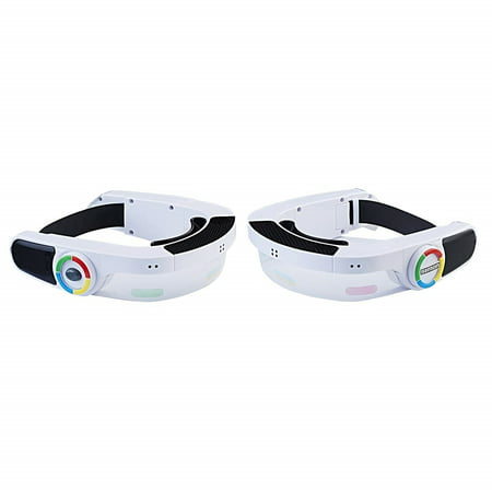 Simon Optix Game - 2 Headsets Included - Wearable Version of a Classic Game - Raise Your Hands in the Correct Color Pattern to Succeed - Play Solo or With Your Friends - Batteries Not Included](Halloween Games To Play With Friends)