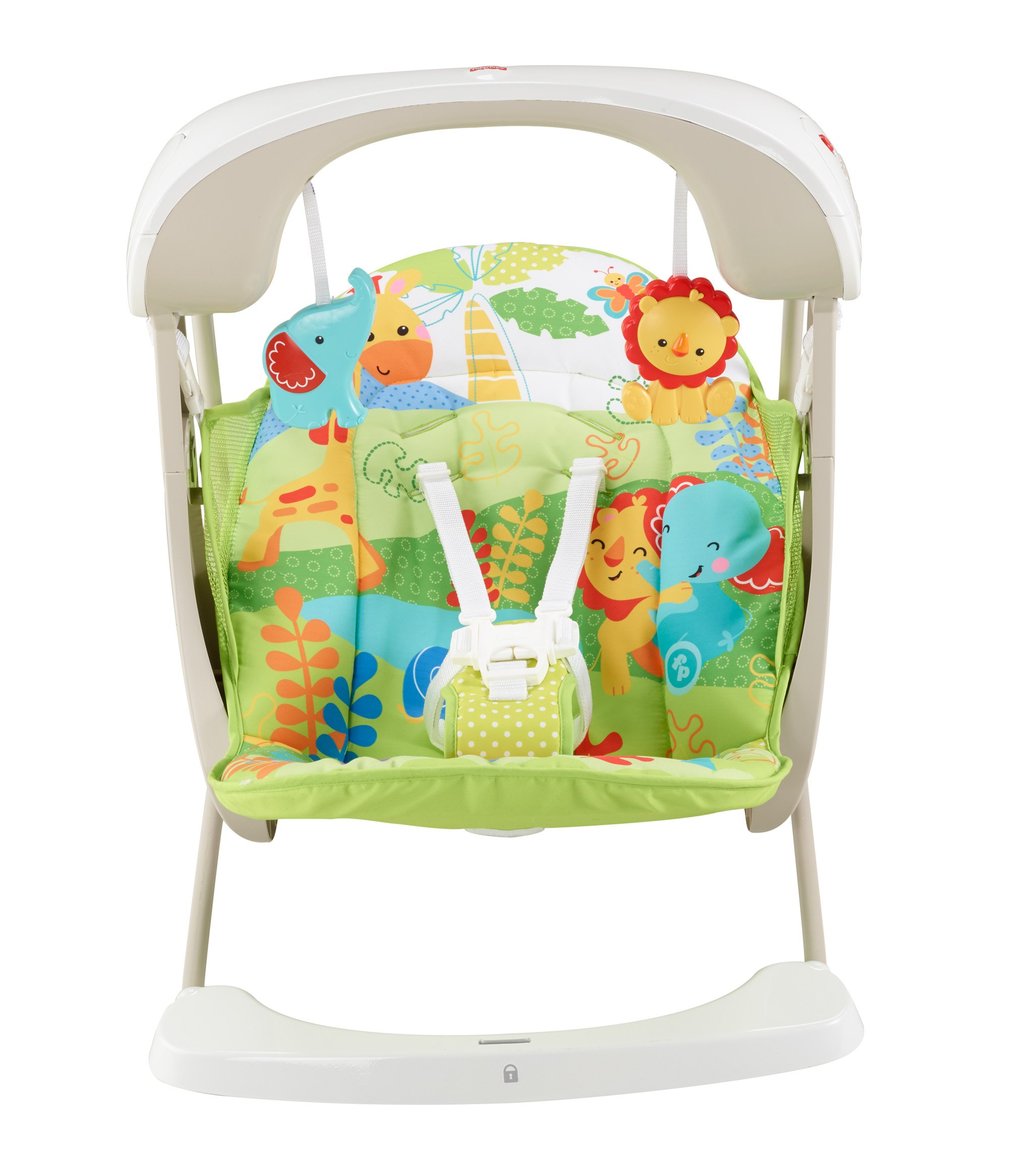 Fisher Price Take Along Swing And Seat Rainforest Friends