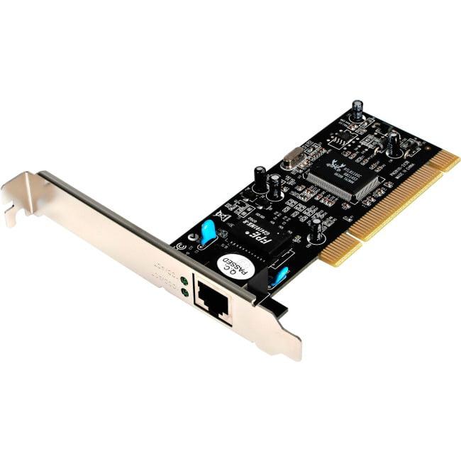 StarTech 1-Port PCI 10/100/1000 32-Bit Gigabit Ethernet Network Adapter Card