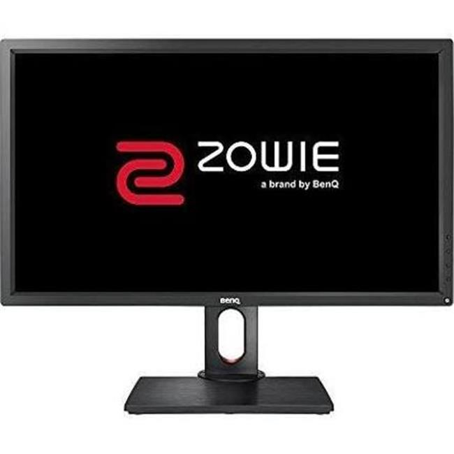 "BenQ Zowie RL2755T 27"" LED LCD Monitor - 16:9 - 1 ms - 1920 x 1080 - 300 Nit - 12,000,000:1 - Full HD - Speakers - DVI - HDMI - VGA - 45 W - Black, Red, Gray - ENERGY STAR 6.0"