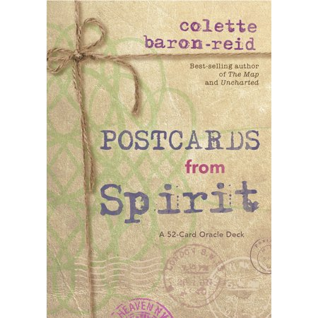 Postcards from Spirit : A 52-Card Oracle Deck (Postcards From The Past)