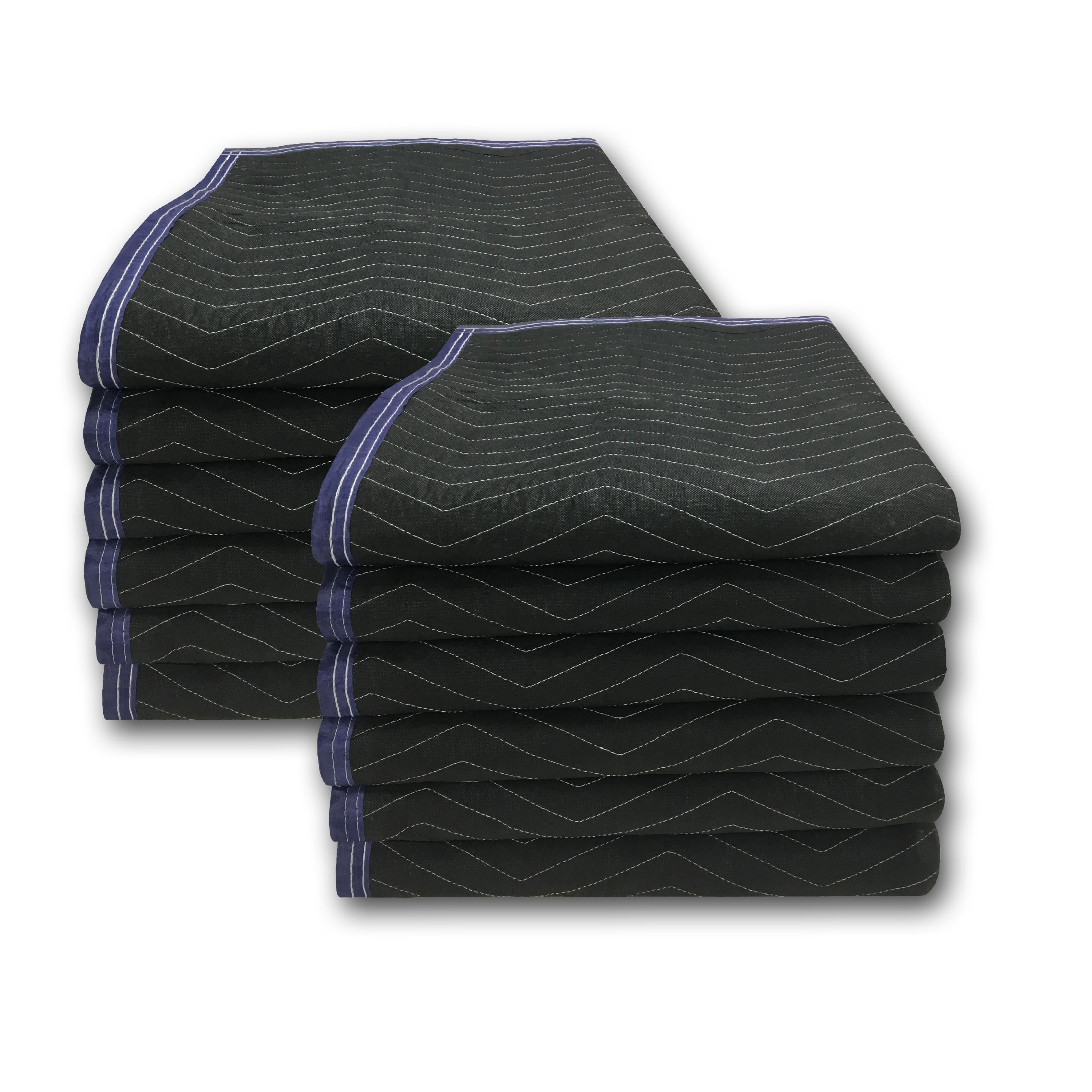 Uboxes Performance Moving Blankets, 72 x 80 in, 4.5lbs each, 48 Pack