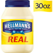Hellmann's Real Mayonnaise, 30 oz
