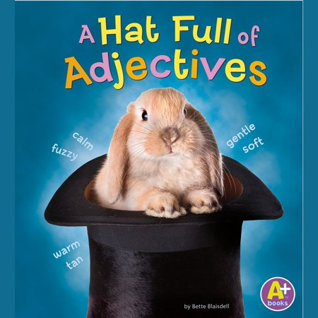 Halloween Adjectives Words (Hat Full of Adjectives, A -)