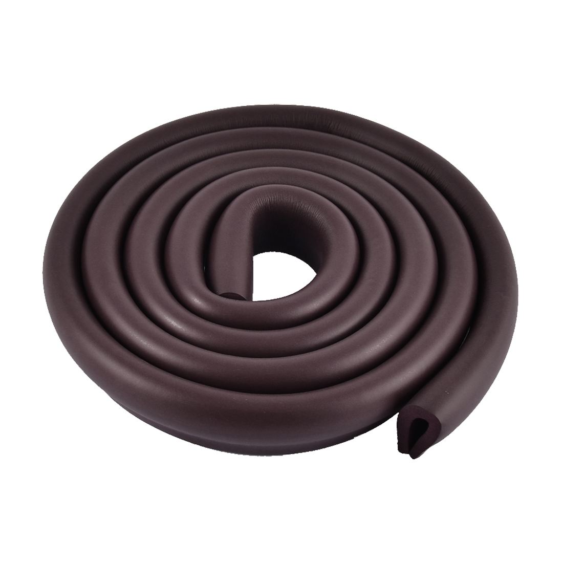 Table Corner Softener Safety Protection Cushion Guard 2M Long Black