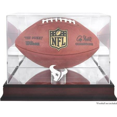 Mounted Memories NFL Football Logo Display Case Atlanta Falcons Football Display Case