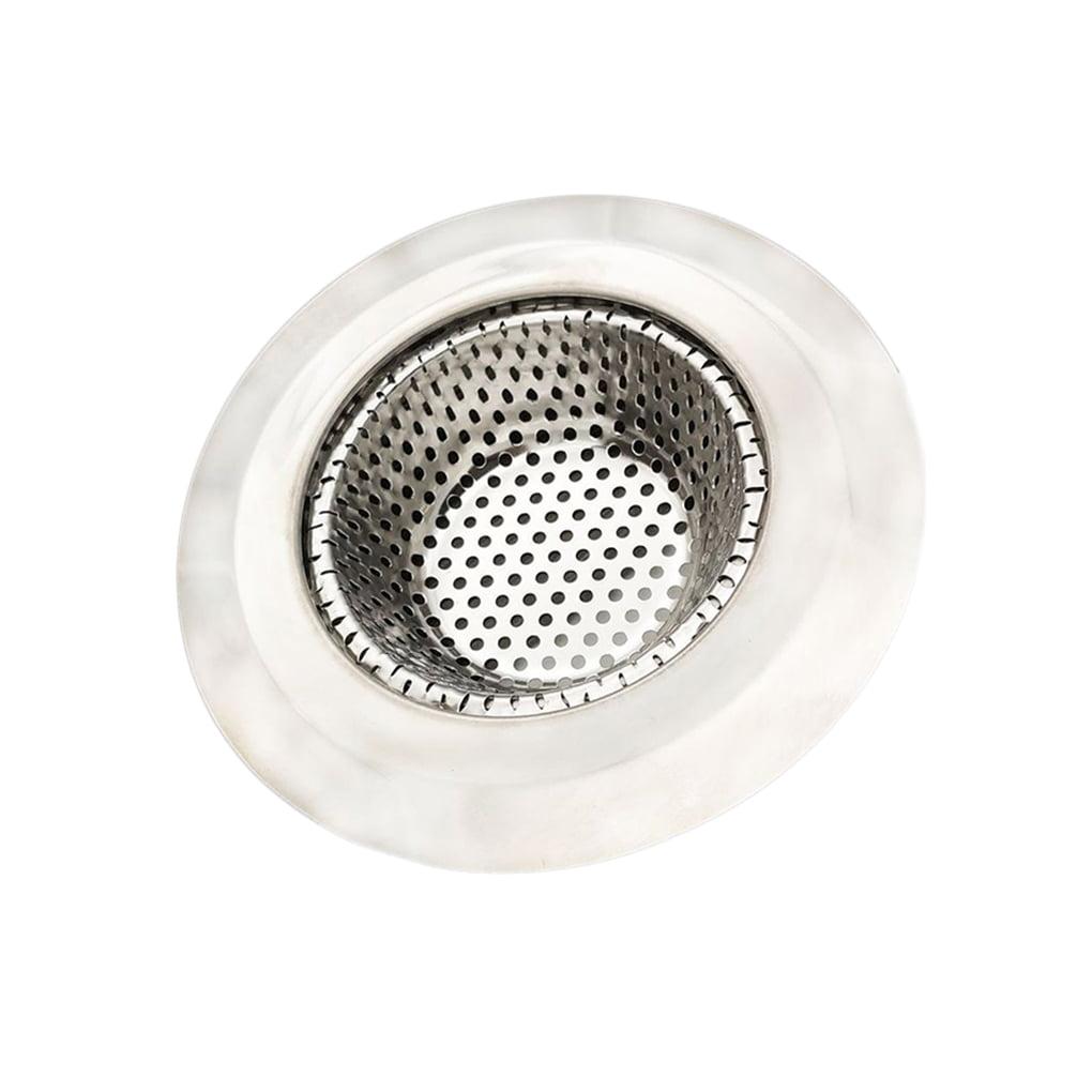 Bathroom Sink Strainer Shower Water Filter Plug Hair Bath Catcher Drain Stopper