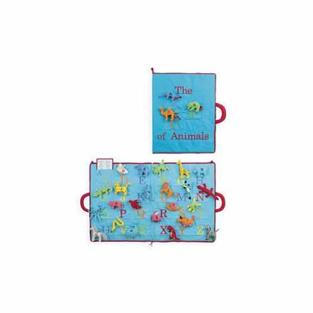 Abc Animal Activity Mat By North American Bear   2973