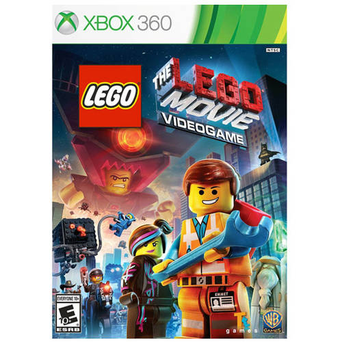 Lego Movie Videogame (Xbox 360) - Pre-Owned