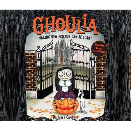 Ghoulia: Ghoulia (Audiobook) - Halloween Jordans