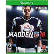 Madden NFL 18 - Preowned (XBX1)