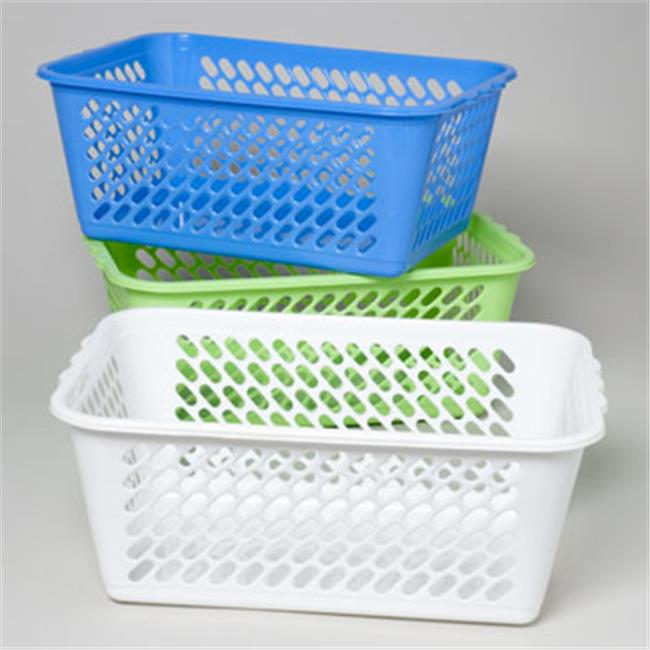 RGP 41710P Storage Basket 4 Colors In Pdq - Pack Of 36