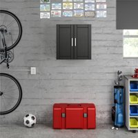 "SystemBuild Callahan 24"" Wall Cabinet, Multiple Options Available"