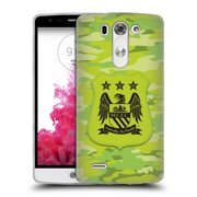 OFFICIAL MANCHESTER CITY MAN CITY FC CAMOU SOFT GEL CASE FOR LG PHONES 1