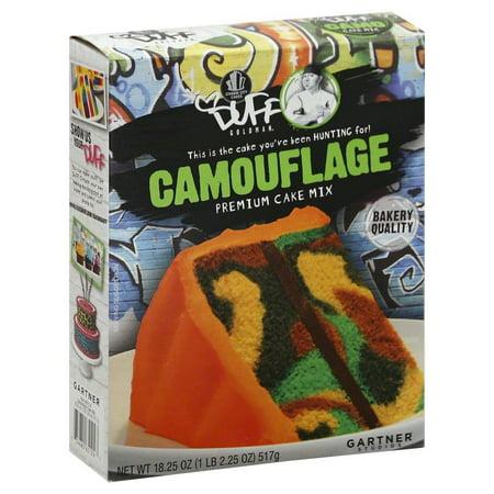 Duff Goldman Cake Mix Camouflage 18 25 Oz