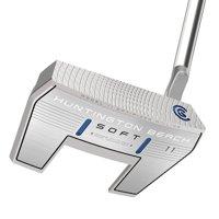 Cleveland Golf 35 Inch Steel Huntington Beach Soft 11 Mallet Putter, Left Handed