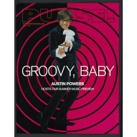 Austin Powers 2: The Spy Who Shagged Me POSTER Movie D (27x40) - The Belmont Austin Halloween