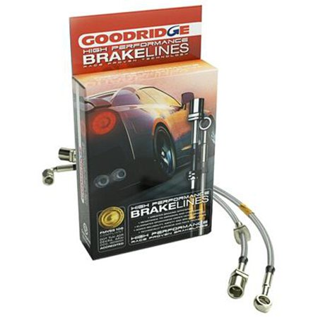 Goodridge G Stop Brake Lines 12330 Fits Ford 2012   2015 Focus  W  Rear Disc Br