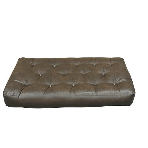 Gold Bond 8'' Cotton Chair Size Futon Mattress by Gold Bond