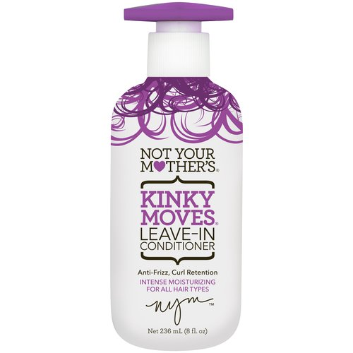 Not Your Mother???s Kinky Moves Leave-in Conditioner, 8 oz