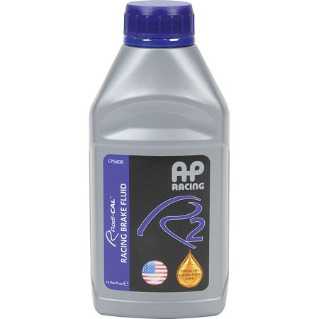 Allstar Performance AP Super 600 Brake Fluid 16.9 oz Each P/N - Scar Fluid