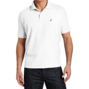 Nautica NEW Bright White Men's Size 2X Big & Tall Polo Deck Shirt