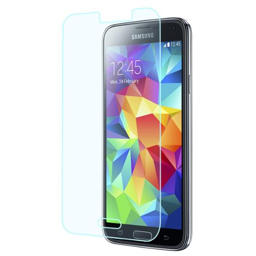 Insten Clear Tempered Glass LCD Screen Protector Shield For Samsung Galaxy S5