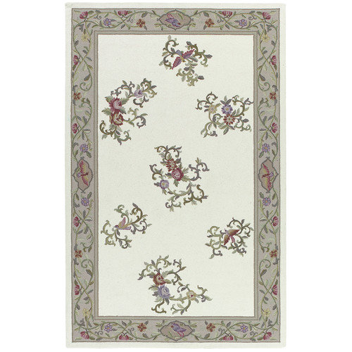 Nourison Country Heritage Ivory Rug